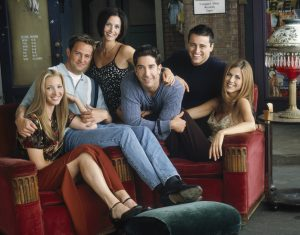 friends cast couch